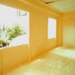 Isolamento termico pareti di tompagno e sottopavimento