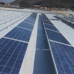 Applicazione su cls con fotovoltaico (3/3)