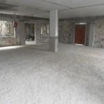 Isolamento termico pareti di tompagno e sottopavimento (prima)