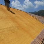Applicazione su copertura in legno sottotegola (4/5)
